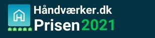 vundet pris, håndværker dk prisen 2021
